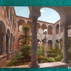 Postales: POSTAL DE ORIHUELA - CLAUSTRO DE LA CATEDRAL - ALICANTE - RW. Lote 245999330