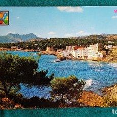 Postales: POSTAL DE MORAIRA (1967) VISTA PARCIAL- ALICANTE - RW. Lote 245999840