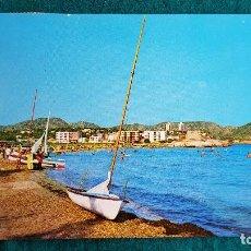 Postales: POSTAL DE MORAIRA (1978) LAS PLAYETAS- ALICANTE - RW. Lote 246000090