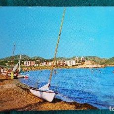 Postales: POSTAL DE MORAIRA - LAS PLAYETAS- ALICANTE - RW. Lote 246000325