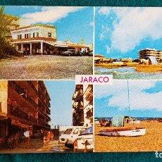 Postales: POSTAL DE JARACO - DIVERSOS ASPECTOS - VALENCIA - RW. Lote 246000675