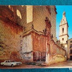 Postales: POSTAL DE JATIVA - PUERTA DE LAS ESCALERAS - VALENCIA - RW. Lote 246000870