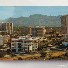 Postales: BENIDORM 1959 (ALICANTE) RINCÓN DE LOIX. DURA VELASCO SERIE 104 Nº3. CIRCULADA. Lote 246004710
