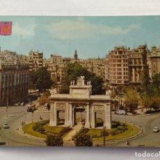 Postales: VALENCIA - PLAZA DEL MARQUÉS DE ESTELLA 1962. SUBIRATS Nº861. CIRCULADA. Lote 246006105