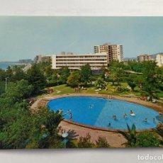 Postales: BENICASIM - HOTEL AZOR - SIN CIRCULAR. Lote 246013130