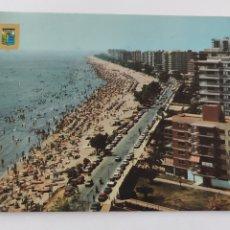 Postales: POSTAL 167 BENICASIM (CASTELLÓN) PLAYA. Lote 246302015