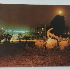 Postales: POSTAL 53 CALPE (ALICANTE) PEÑÓN DE IFACH A LA LUZ DE LA LUNA. Lote 247201880