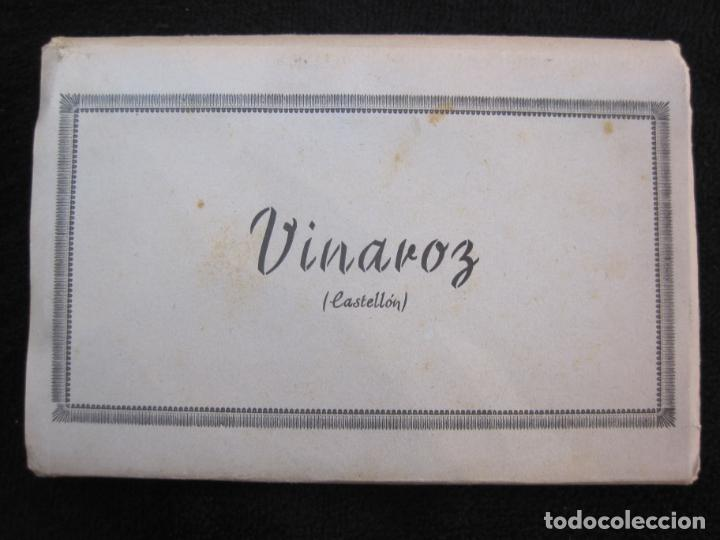 Postales: VINAROZ-BLOC CON 10 POSTALES FOTOGRAFICAS ANTIGAS-GARCIA GARRABELLA-VER FOTOS-(78.692) - Foto 2 - 248804560