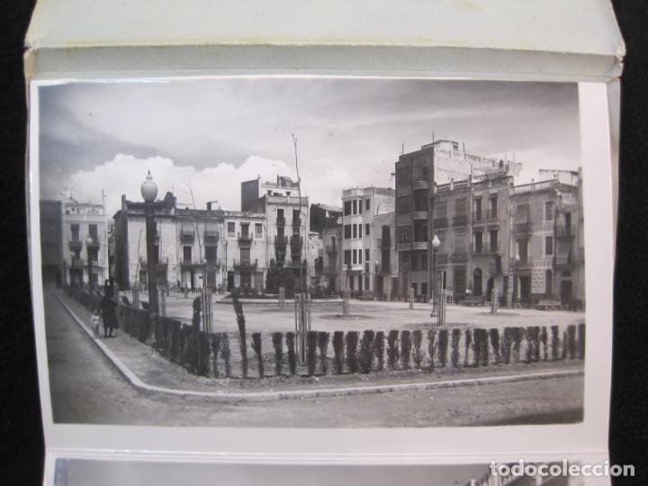 Postales: VINAROZ-BLOC CON 10 POSTALES FOTOGRAFICAS ANTIGAS-GARCIA GARRABELLA-VER FOTOS-(78.692) - Foto 6 - 248804560