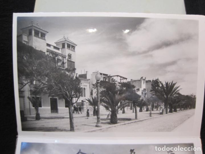 Postales: VINAROZ-BLOC CON 10 POSTALES FOTOGRAFICAS ANTIGAS-GARCIA GARRABELLA-VER FOTOS-(78.692) - Foto 7 - 248804560