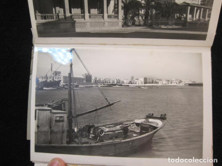 Postales: VINAROZ-BLOC CON 10 POSTALES FOTOGRAFICAS ANTIGAS-GARCIA GARRABELLA-VER FOTOS-(78.692) - Foto 10 - 248804560