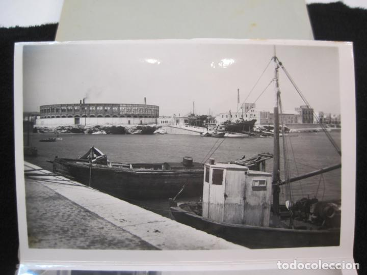 Postales: VINAROZ-BLOC CON 10 POSTALES FOTOGRAFICAS ANTIGAS-GARCIA GARRABELLA-VER FOTOS-(78.692) - Foto 11 - 248804560