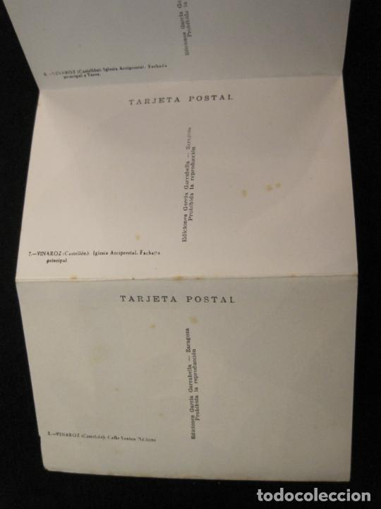 Postales: VINAROZ-BLOC CON 10 POSTALES FOTOGRAFICAS ANTIGAS-GARCIA GARRABELLA-VER FOTOS-(78.692) - Foto 15 - 248804560