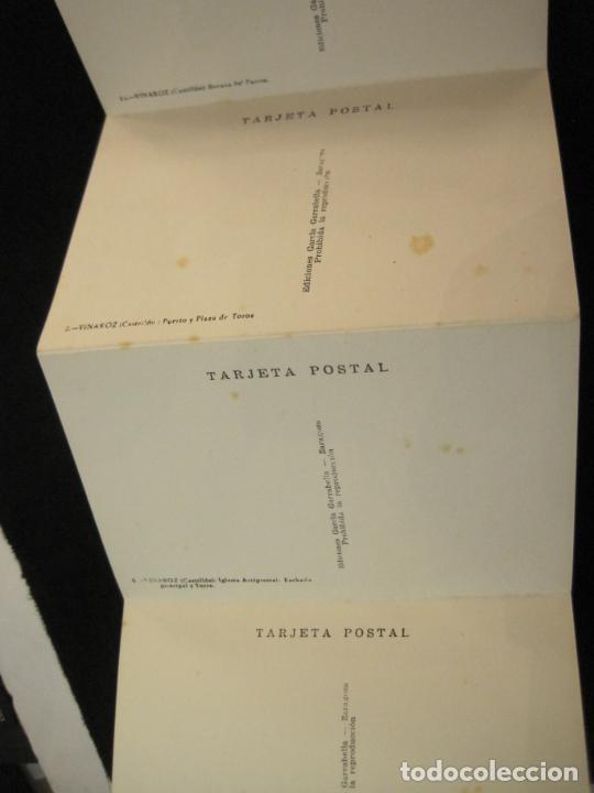 Postales: VINAROZ-BLOC CON 10 POSTALES FOTOGRAFICAS ANTIGAS-GARCIA GARRABELLA-VER FOTOS-(78.692) - Foto 16 - 248804560