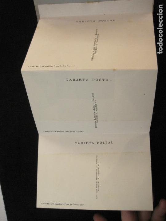 Postales: VINAROZ-BLOC CON 10 POSTALES FOTOGRAFICAS ANTIGAS-GARCIA GARRABELLA-VER FOTOS-(78.692) - Foto 18 - 248804560