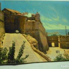 Cartoline: PEÑISCOLA MURALLA DE FELIPE II -- CM. Lote 248958925