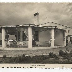 Postales: X125189 COMUNIDAD VALENCIANA CASTELLON BAJO MAES TRAZGO BENICARLO COMEDOR DEL ALBERGUE. Lote 249532545