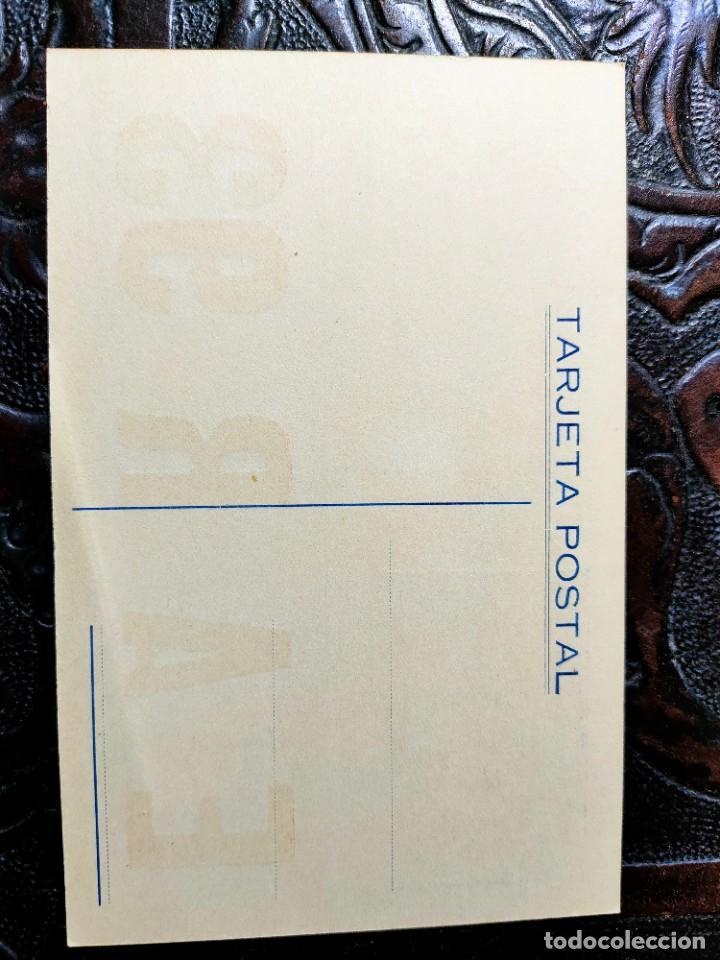 Postales: Antigua TARJETA postal DE RADIOaficionado EAR 93. ATENEO MERCANTIL DE VALENCIA. - Foto 2 - 251898145
