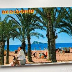 Cartes Postales: TARJETA POSTAL. ALICANTE. BENIDORM. Nº 840. FOTO RUECK. Lote 252400210
