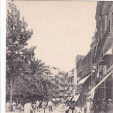 Cartes Postales: VALENCIA, BAJADA DE SAN FRANCISCO. ED. HAUSER Y MENET Nº 1003. REVERSO SIN DIVIDIR. Lote 253166660