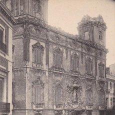 Cartes Postales: VALENCIA, PALACIO MARQUES DE DOS AGUAS. ED. HAUSER Y MENET Nº 737. REVERSO SIN DIVIDIR. Lote 253166995