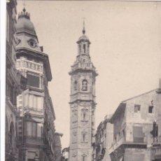 Cartes Postales: VALENCIA, PLAZA DE SANTA CATALINA. ED. HAUSER Y MENET Nº 79. REVERSO SIN DIVIDIR. Lote 253167305