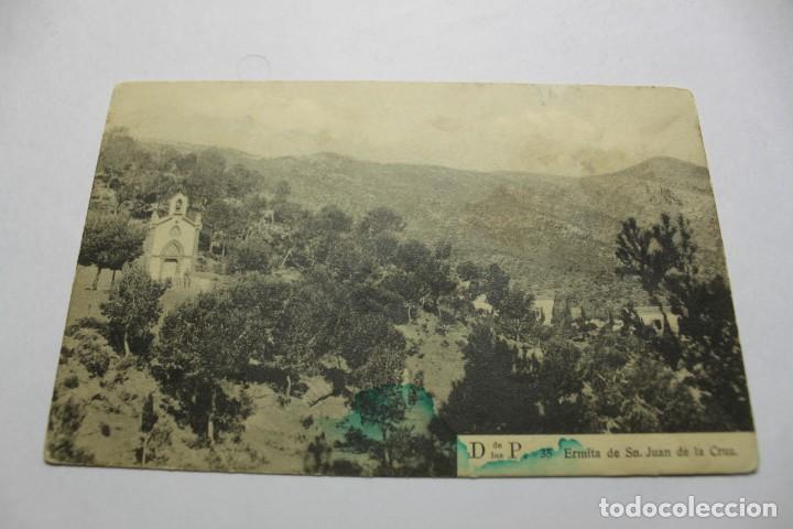 CASTELLON . CARMELITAS DEL DESIERTO DE LAS PALMAS 35 (Postales - España - Comunidad Valenciana Antigua (hasta 1939))