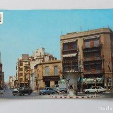 Postales: POSTAL ELCHE AVENIDA DE NOVELDA, EDICIONES SUBIRATS, AÑOS 60. Lote 253616425