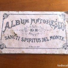 "Postales: "" ÁLBUM PINTORESCO"" SANCTI SPIRITUS 1900. Lote 253693880"