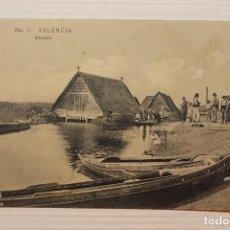 Postales: POSTAL VALENCIA, ALFUFERA, E.B.P.. Lote 253920130