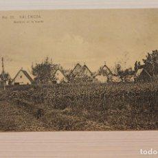 Postales: POSTAL VALENCIA, BARRACAS DE LA HUERTA, E.B.P.. Lote 253920555