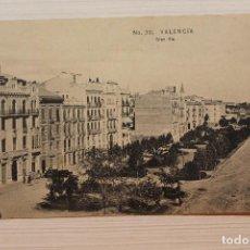 Postales: POSTAL VALENCIA, GRAN VÍA, E.B.P.. Lote 253920760