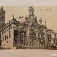 Postales: POSTAL VALENCIA, IGLESIA DE LOS SANTOS JUANES, E.B.P.. Lote 253921060