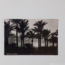 Postales: POSTAL DE BENIDORM. MARVELLI, 1957.. Lote 254010775
