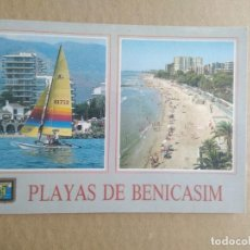 Postales: POSTAL PLAYAS BENICASIM. Lote 255530155