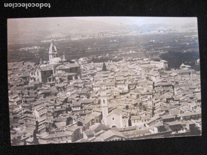 JATIVA-VISTA PARCIAL-FOTOGRAFICA LOPEZ-POSTAL ANTIGUA-(79.852) (Postales - España - Comunidad Valenciana Antigua (hasta 1939))