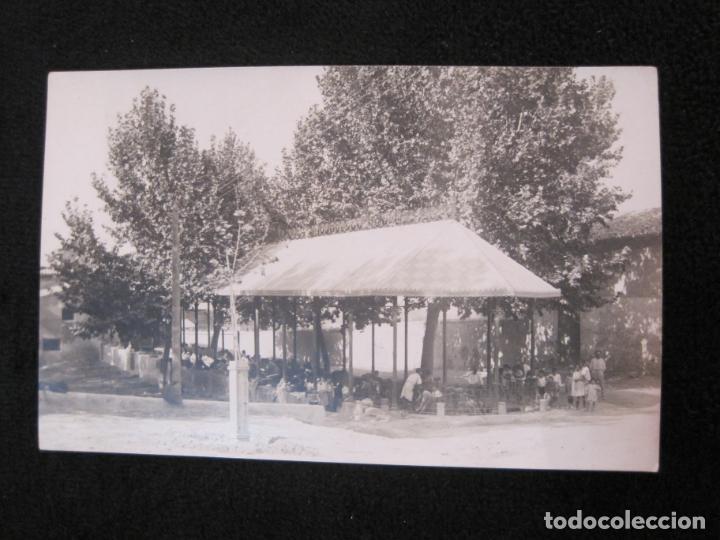JATIVA-LAVADERO PUBLICO-FOTOGRAFICA LOPEZ-POSTAL ANTIGUA-(79.858) (Postales - España - Comunidad Valenciana Antigua (hasta 1939))