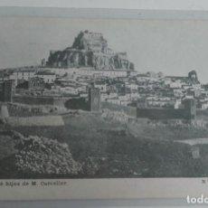 Postales: ANTIGUA POSTAL DE MORELLA - Nº 2 - VIUDA E HIJOS DE M. CARCELLER - NO CIRCULADA - EN BUEN ESTADO -. Lote 260709410