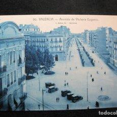 Postales: VALENCIA-AVENIDA DE VICTORIA EUGENIA-ROISIN-90-POSTAL ANTIGUA-(80.262). Lote 261263830