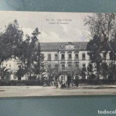 Postales: POSTAL - VALENCIA 44. CUARTEL DE INFANTERIA.. Lote 261285800