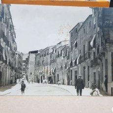 Postales: POSTAL ANTIGUA - JIJONA AÑO 1900 CON SELLOS DE ALFONSO XIII. Lote 261638285