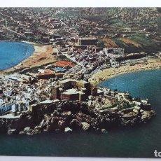 Postales: POSTAL PEÑÍSCOLA (CASTELLÓN), VISTA AÉREA, COMAS ALDEA Nº 118. Lote 261661780