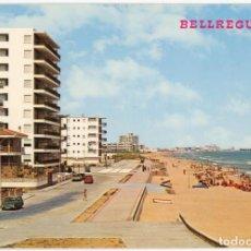 Postales: EM0807 BELLREGUART PLAYA 1973 GARRABELLA Nº3 SEAT 124 FAMILIAR 2CV. Lote 261663465