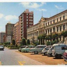 Postales: EM0811 CASTELLON AVENIDA DEL REY GARRABELLA Nº30 SEAT 600 1500 2CV PANHARD RENAULT 4. Lote 261663650
