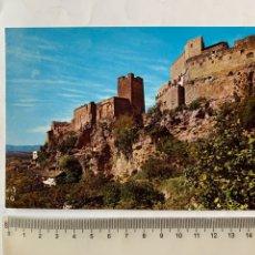 Postales: POSTAL. BUÑOL. VALENCIA. ASPECTOS DEL CASTILLO.. Lote 261980875