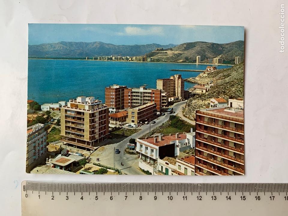 POSTAL. CULLERA. VALENCIA. FARO. PANORÁMICA DEL RACO. GARCIA GARRABELLA Y CÍA. (Postales - España - Comunidad Valenciana Moderna (desde 1940))