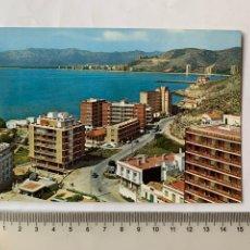 Postales: POSTAL. CULLERA. VALENCIA. FARO. PANORÁMICA DEL RACO. GARCIA GARRABELLA Y CÍA.. Lote 261981245
