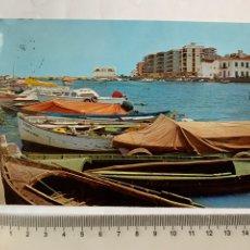 Postales: POSTAL. PERELLO. VALENCIA. ENTRADA PANTANO. EDICIONES RO-FOTO.. Lote 261982060