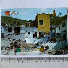Postales: POSTAL. CULLERA. VALENCIA. CALLE TÍPICA. EDICIONES PERGAMINO.. Lote 261985210