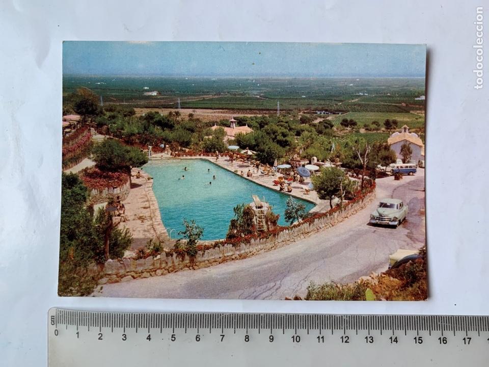 POSTAL. PUZOL. VALENCIA. HOSTAL MONTE PICAYO. ORTIN-ROYO. (Postales - España - Comunidad Valenciana Moderna (desde 1940))